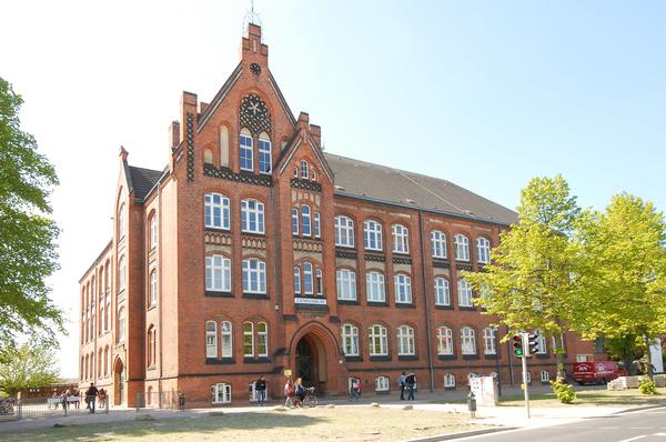 Gerhart-Hauptmann-Gymnasium