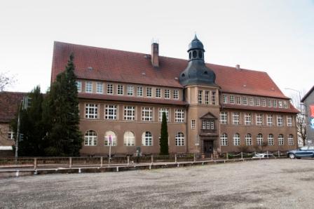 """Staatliches Gymnasium und Seminarschule """"Ernst Abbe"""""""