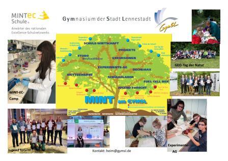Gymnasium der Stadt Lennestadt